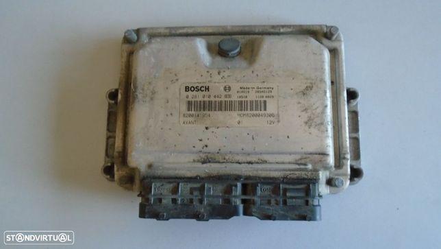 Centralina Motor Renault Megane 1.9 Diesel 0281010442 cm555