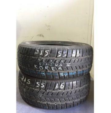 Зимние шины R16 215 55 nexen npriz 4s Korea /225 235 245 / 50 60