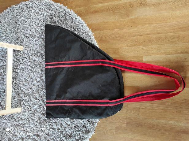Torba, plecak, pokrowiec na siodło