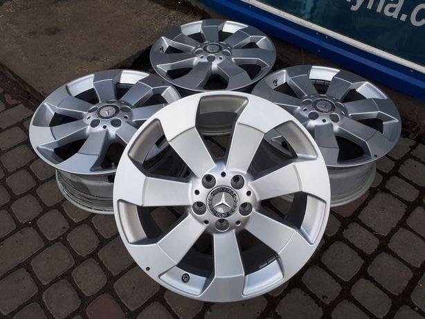 Диски R18 5x112 MERCEDES-BENZ ML/GLE Borbet Seat Skoda Audi Volkswagen