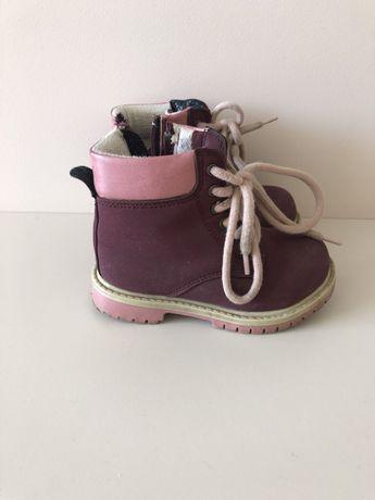 Ботинки на девочку lc waikiki (Timberland)
