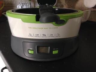 Fritadeira a ar (ler descrição)