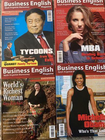 Business English Magazine