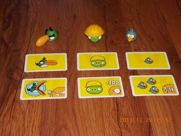 Angry Birds trzy pak BBN 54
