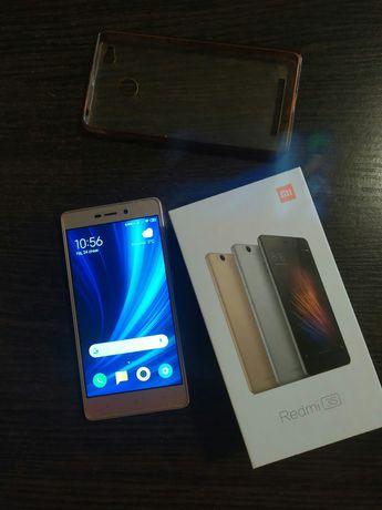 Продам Xiaomi redmi 3s 4/32