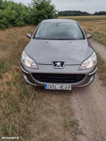 Peugeot 407 Godny polecenia sprzedaję ponieważ kupiłem inne