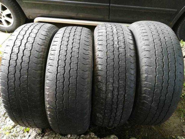 шини літні бу R17 265/65 Bridgestone Dueler H/t 840  1900/4шт