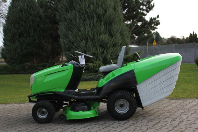 VIKING MT 6112 K Kosiarka Traktorek T6 KAWASAKI