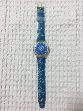 Relógio Swatch Euro 2004
