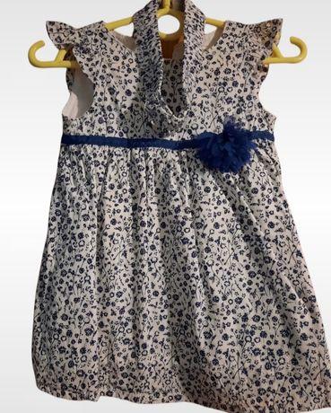 Sukienka dziewczęca 80