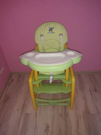 Krzesło do karmienia 3w1.