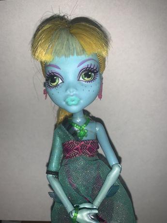 Кукла монстр хай, Lagoona Blue 13 желаний