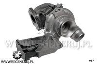 Turbosprężarka 49135 Bmw 1 E87 E81 E82 E88 120 d 163 177KM 118 d 122KM