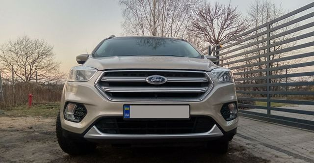 Ford Escape 1.5 2017