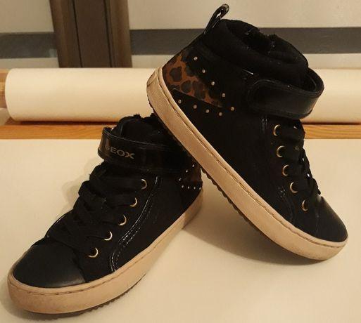 Geox sneakersy dla dziewczyniki r.31 kalosze gratis