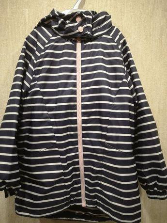 Ветровка НМ (6-7 лет), куртка деми Urban Republic (5-6 лет) девочке