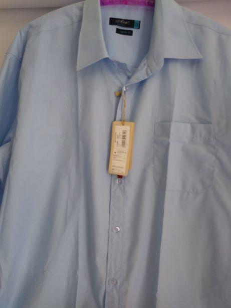 Koszula męska długi rękaw XXL