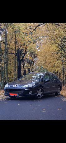 Peugeot 407 3.0 V6 benzyna + lpg