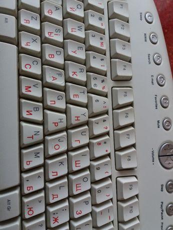 Продам клавіатуру A4Tech KBS-27