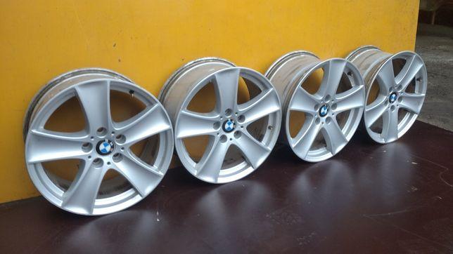 Диски R18 BMW E70 F15 E53 5/120 Титаны Колеса БМВ Е53 Е70 Ф15 Разбрка