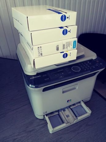 Toner drukarki Sansung CLX-3070FN + drukarka