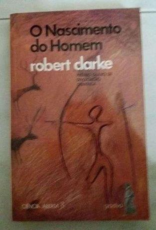 """Livro """"O Nascimento do Homem """""""