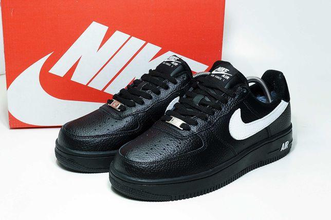 (511) ЗИМА Кроссовки Nike Air Force 1 (41-46) - найки, зимние, ботинки