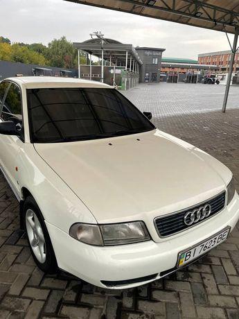 Audi A 4 B 5 газ бензин