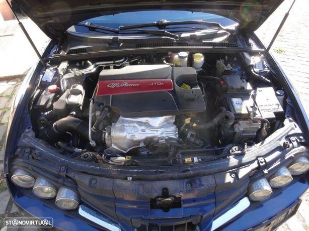 Motor Alfa Romeo 159 Giulietta Brera 2.0JTDm 136cv 163cv 939B3000 939B4000 844A2000 Caixa de Velocidades Automatica + Motor de Arranque  + Alternador + compressor Arcondicionado + Bomba Direção