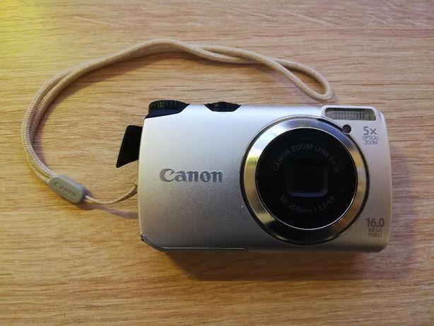 Aparat fotograficzny Canon