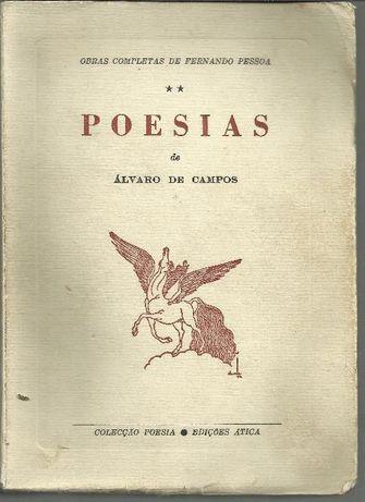 Fernando PESSOA - Poesias de Álvaro de Campos
