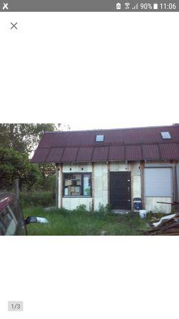 Domek drewniany do przeniesienia