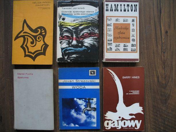 Daniel Fuchs, Spelunka oraz kilka książek innych autorów