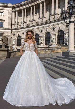 Продам свадебное платье Crystal design