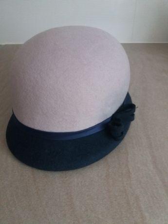 Elegancki kapelusz damski