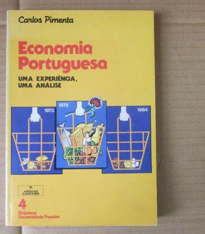 Economia Portuguesa - 7 LIVROS
