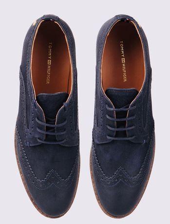 Кожаные туфли (дерби) Tommy Hilfiger оригинал