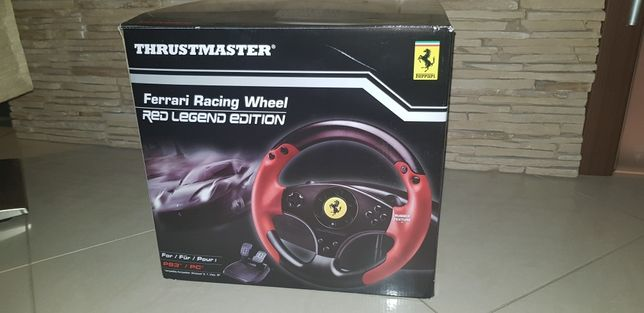 Thrustmaster Ferrari Racing Wheel Red Legend Edition PC/PS3
