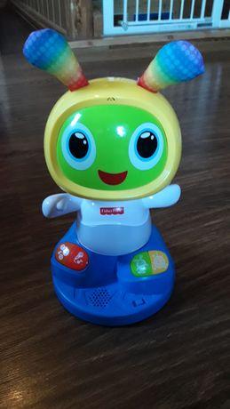 Seul un bébé robot est différent