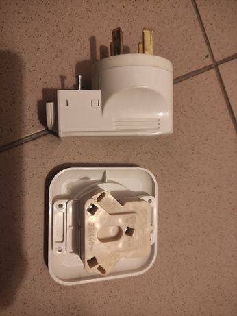 Вилка и розетка силовая для электро плиты