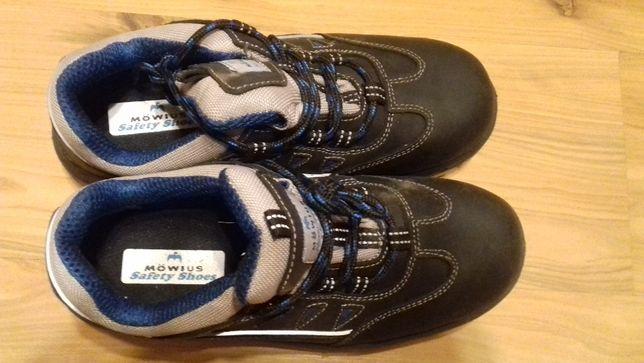 Obuwie robocze Mowius safety shoes roz. 42