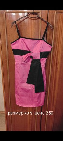 Платье нарядное вечернее на мероприятие на подростка