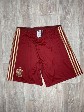 Adidas футбольные шорты оригинал xl размер адидас
