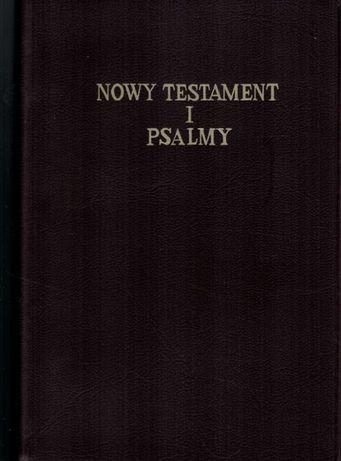 Pismo Święte - nie religia