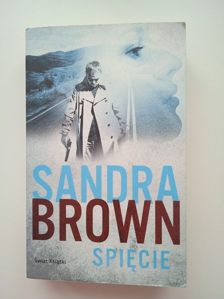 Spięcie Sandra Brown
