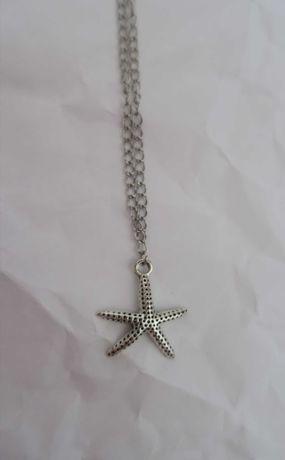 Colar Estrela do Mar- PORTES GRÁTIS -
