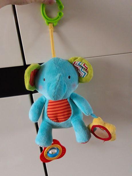 Słonik sensoryczny Carousel