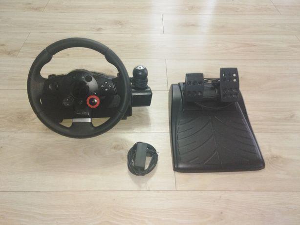Kierownica logitech driving force GT PS3/PC Force Feedback