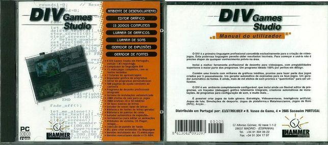 DIV Games Studio - software para criação de jogos