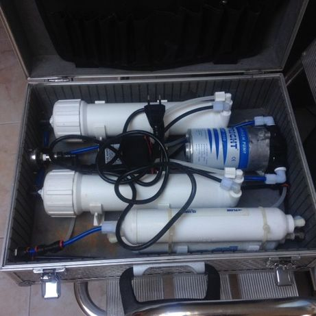 Urgente para desocupar - 2 Malas com Equip. de analise de Agua